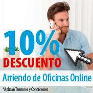 Arriendo Oficinas Online