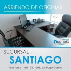 Arriendo de Oficinas Santiago