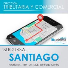Dirección Tributaria y Comercial Stgo.