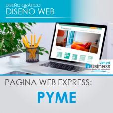 Diseño Web Express Pyme