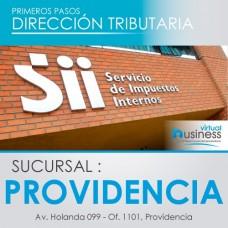 Dirección Tributaria Providencia