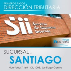 Dirección Tributaria Santiago